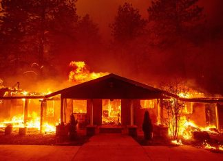 Insurance Claims From Deadly California Wildfires Top $11.4 Billion