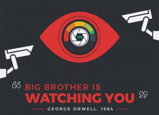 "China's new 'social credit system' is a real-life example of Orwell's ""1984"""