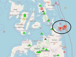 SERIES OF EARTHQUAKES in the Philippines, The SURIGAO DEL NORTE SERIES OF EARTHQUAKES in the Philippines The SURIGAO DEL NORTE SERIES OF EARTHQUAKES in the Philippines may 2019, The SURIGAO DEL NORTE SERIES OF EARTHQUAKES in the Philippines map
