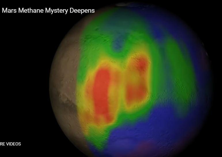 The Mars methane mystery deepens Mars-methane-mystery