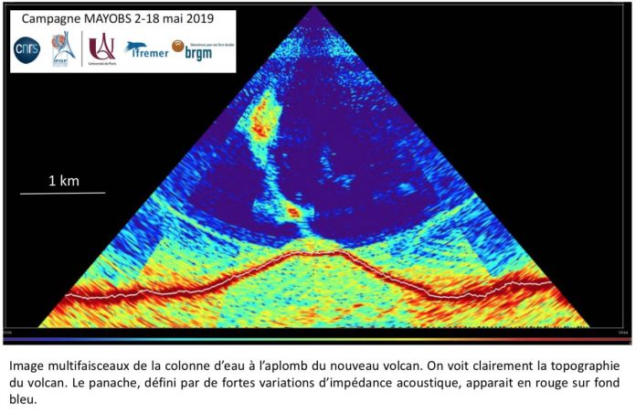 mayotte new volcano seismic swarm, mayotte new volcano seismic swarm picture