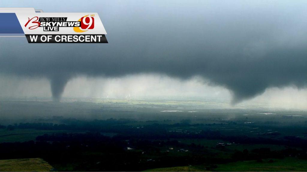 Severe Weather Brings Flooding, Multiple Tornadoes Across Texas, Oklahoma, Kansas and Missouri