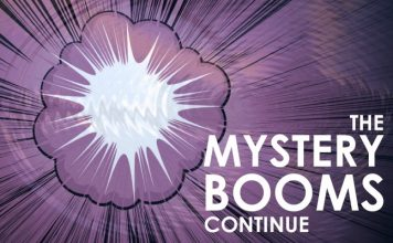 mystery booms haiti, mystery booms nebraska, mystery booms haiti may 2019