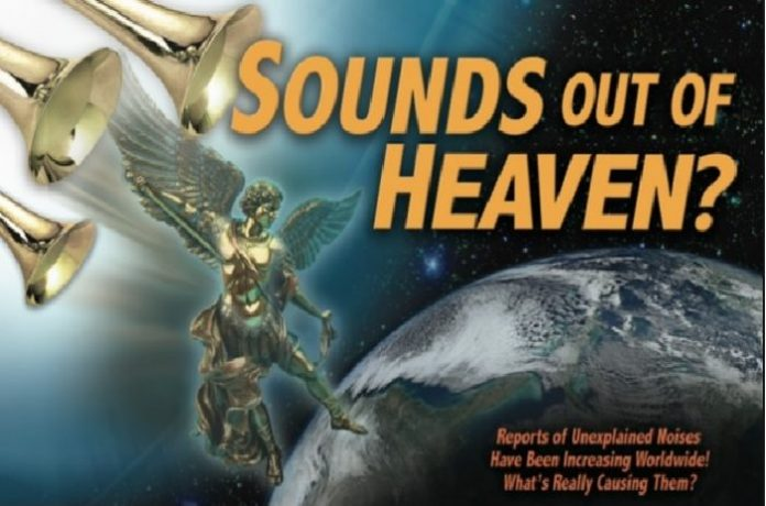 strange sounds may 2019