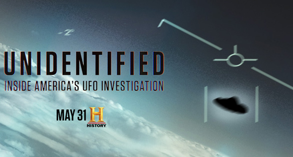 The X-Files Revealed: The Paranormal Roots of the Pentagon's UFO Program New revelations shed light on secret government investigations in History's Unidentified: Inside America's UFO Investigation.