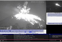 volcano, eruption, may 2019, photo, video, Activité de l'Agung, du Sinabung, du Krakatau, du Nevados de Chillan et du Sakurajima