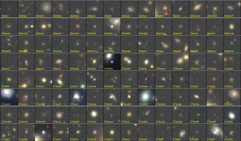 1800 supernovae discovered in 6 months hawaii telescope