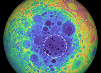 Huge Mass Discovered Beneath Crater on Far Side of the Moon—and Scientists Don't Know What It Is