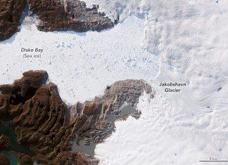 Major Greenland Glacier Is Growing