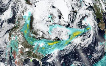 alberta wildfire smoke reaches europe, alberta wildfire smoke reaches europe video, alberta wildfire smoke reaches europe satellite image, alberta wildfire smoke reaches europe video