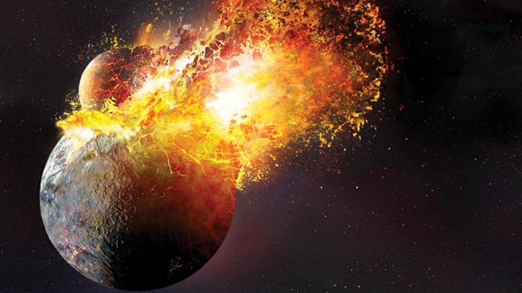 asteroid impact earth, asteroid impact earth 2019, asteroid impact earth fall 2019, asteroid impact earth video, asteroid impact earth esa, asteroid impact earth nasa
