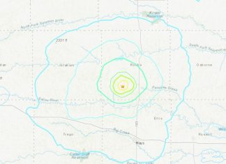 kansas earthquake june 22 2019, kansas earthquake june 22 2019 map, kansas earthquake june 22 2019 video, kansas earthquake june 22 2019 pictures