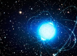 What if a magnetar entered our Solar System?, magnetar, what is a magnetar