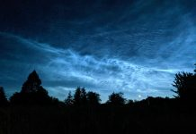 noctilucent clouds, noctilucent clouds video, noctilucent clouds picture, noctilucent clouds invasion, US noctilucent clouds invasion