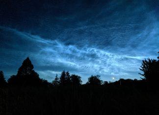 noctilucent clouds, noctilucent clouds video, noctilucent clouds picture, noctilucent clouds invasion, US noctilucent clouds invasion