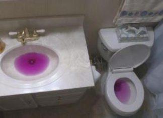 pink tap water coal grove ohio, pink tap water coal grove ohio picture, pink tap water coal grove ohio video