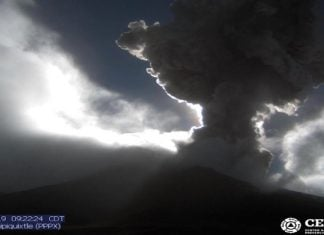 popocatepetl volcano eruption june 3 2019, popocatepetl volcano eruption june 3 2019 video, popocatepetl volcano eruption june 3 2019 pictures