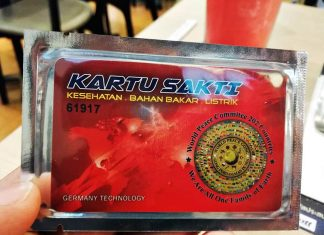radioactive magic card thailand health, 'Magic' cards sold in Thailand to cure diseases 'found to emit dangerous levels of radioactivity'