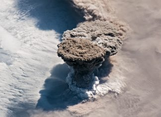 raikoke volcano eruption june 22 2019, raikoke volcano eruption june 22 2019 video, raikoke volcano eruption june 22 2019 picture