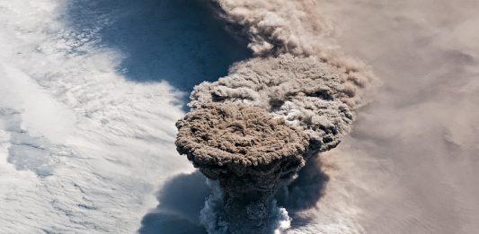 raikoke volcano eruption june 22 2019, raikoke volcano eruption june 22 2019 video, raikoke volcano eruption june 22 2019 picture