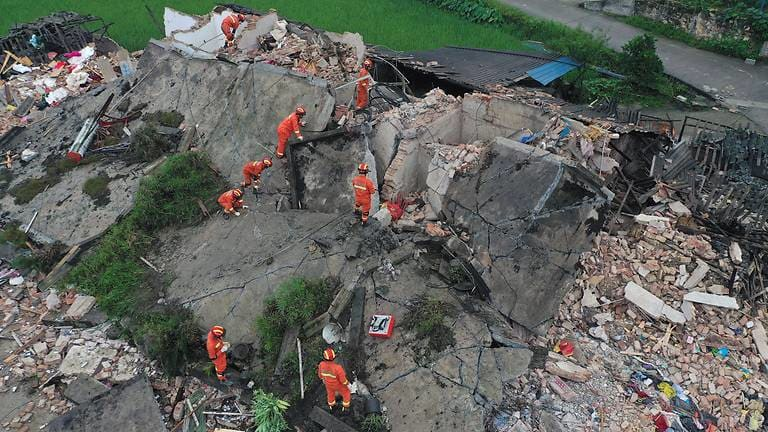 sichuan earthquake china june 17 2019, sichuan earthquake death toll, sichuan earthquake video june 2019, sichuan earthquake pictures june 2019