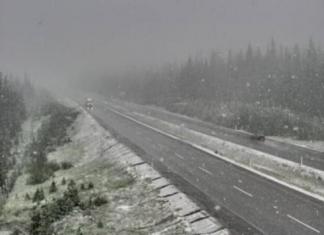 snow british columbia canada june 20 2019, snow bozeman montana june 20 2019 video