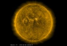 Spotless Surface Of The Sun Suggests We May Be Reaching The Solar Minimum