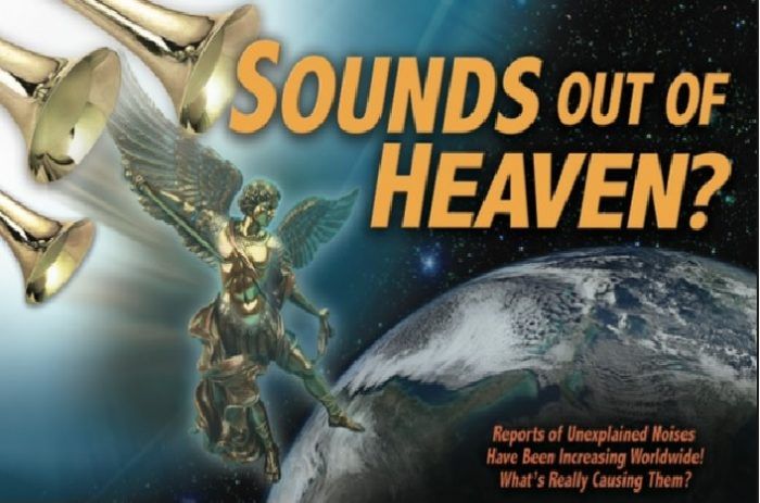 What are the strange sounds from the sky heard around the world, origin strange sounds from the sky, mystery behind strange sounds from the sky