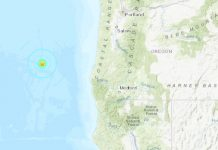 M5.4 earthquake hits off Oregon coast right on the Cascadia Subduction Zone on July 17 2019, M5.4 earthquake hits off Oregon coast right on the Cascadia Subduction Zone on July 17 2019 map, M5.4 earthquake hits off Oregon coast right on the Cascadia Subduction Zone on July 17 2019 video