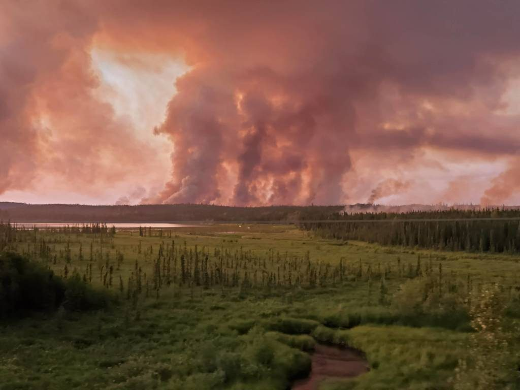 alaska heat wave wildfires, alaska heat wave wildfires video, alaska heat wave wildfires pictures, alaska heat wave wildfires july 2019