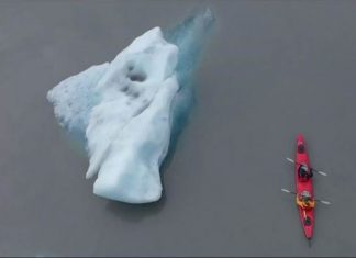 Record heat in Alaska melts glaciers, hints at bigger problems that may be to come
