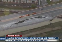 US 36 highway collapsed between Boulder and Denver in Colorado, US 36 highway collapsed between Boulder and Denver in Colorado video, US 36 highway collapsed between Boulder and Denver in Colorado pictures, US 36 highway collapsed between Boulder and Denver in Colorado july 2019, US 36 highway collapsed between Boulder and Denver in Colorado updates