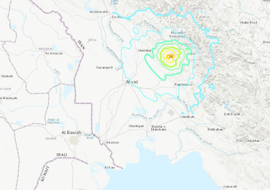 deadly M5.7 earthquake hit Iran on July 8 2019, deadly M5.7 earthquake hit Iran on July 8 2019 map, deadly M5.7 earthquake hit Iran on July 8 2019 pictures, deadly M5.7 earthquake hit Iran on July 8 201 9 videos
