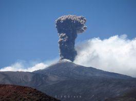 etna, etna eruption, etna eruption july 2019, Etna volcanic eruption on July 2 2019