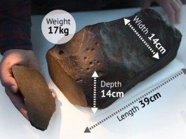 gold hunter finds meteorite melbourne australia, Gold prospector finds giant nugget that turns out to be a meteorite near Melbourne Australia, gold hunter finds meteorite melbourne australia picture, gold hunter finds meteorite melbourne australia video