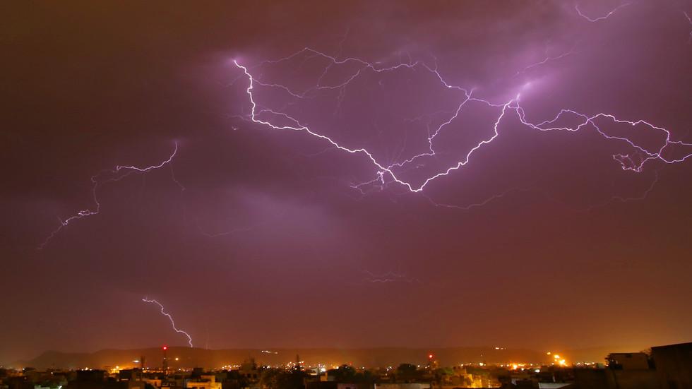 lightning kills 36 india monsoon july 2019, lightning kills 36 india monsoon july 2019 video, lightning kills 36 india monsoon july 2019 picture