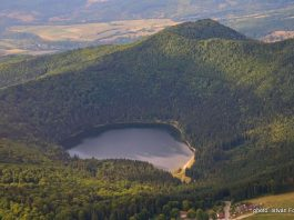 magma below ciomadul volcano romania, Fresh magma found below 'extinct' Ciomadul volcano in Romania, Fresh magma found below 'extinct' Ciomadul volcano in Romania video, Fresh magma found below 'extinct' Ciomadul volcano in Romania picture, new magma reservoir with lava found under extinct volcano in romania