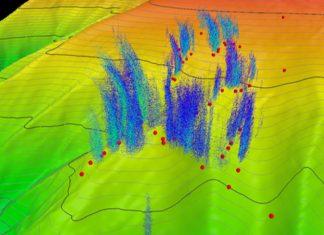 methane field north carolina