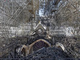Notre-Dame came far closer to collapsing than people knew. This is how it was saved.