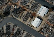 paradise california empty, paradise california empty after camp fire, paradise has lost 90% of its residents