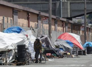san francisco homeless count jumps, san francisco homeless count jumps by 30 percents, san francisco homeless count increases