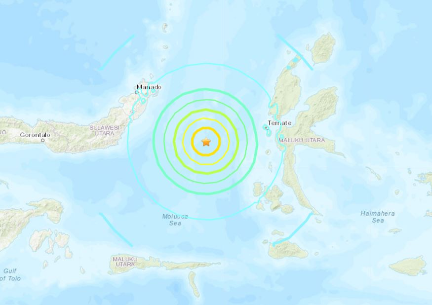 strong M6.9 earthquake hit Indonesia on July 7 2019, strong M6.9 earthquake hit Indonesia on July 7 2019 tsunami, strong M6.9 earthquake hit Indonesia on July 7 2019 warning, strong M6.9 earthquake hit Indonesia on July 7 2019 video