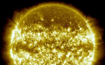 terminator event sun, 'Terminators' on the Sun trigger plasma tsunamis and the start of new solar cycles