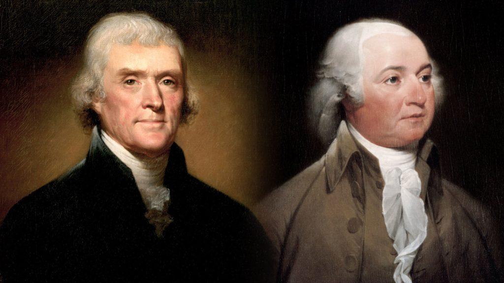 two US presidents jefferson adams die july4, two US presidents jefferson adams die july4 history, two US presidents jefferson adams die july4 news, two US presidents jefferson adams die july4 conspiracy
