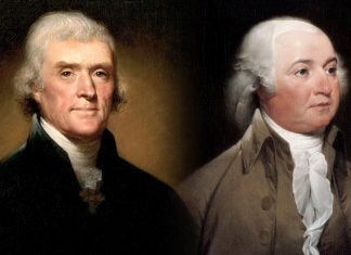 Two presidents of the USA died on the same July 4 within hours – Coincidence or something more? Two-US-presidents-jefferson-adams-die-july4-1-324x235
