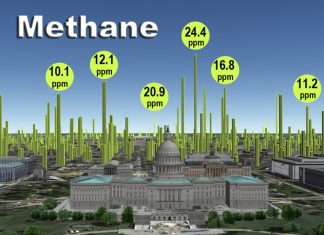 usa methane leaks, us methane leaks, usa methane leaks Washington, D.C.; Baltimore, Maryland; Philadelphia, Pennsylvania; New York City; Providence; and Boston,