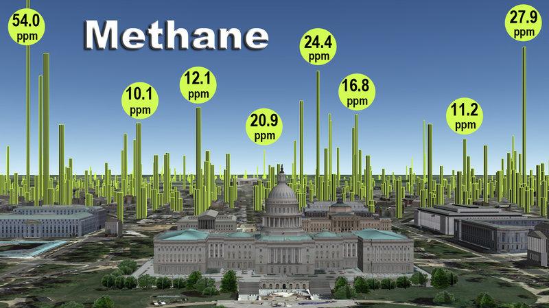 usa methane leaks, us methane leaks, usa methane leaks Washington, D.C.; Baltimore, Maryland; Philadelphia, Pennsylvania; New York City; Providence; and Boston,