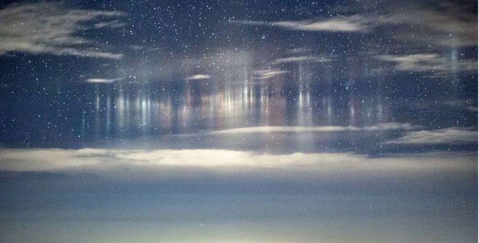strange lights in the sky over Lake Superior, strange lights in the sky over Lake Superior pictures, strange lights in the sky over Lake Superior video