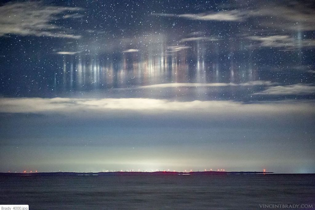 strange lights in the sky over Lake Superior, strange lights in the sky over Lake Superior pictures, strange lights in the sky over Lake Superior video