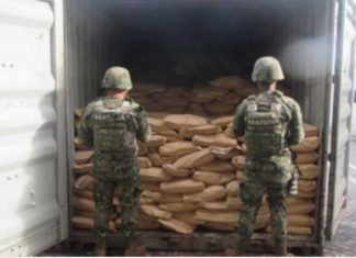 23000 kilos chinese fentanyl for usa seized in Mexico, 23000 kilos chinese fentanyl for usa seized in Mexico picture, fentanyl seized mexico august 2019